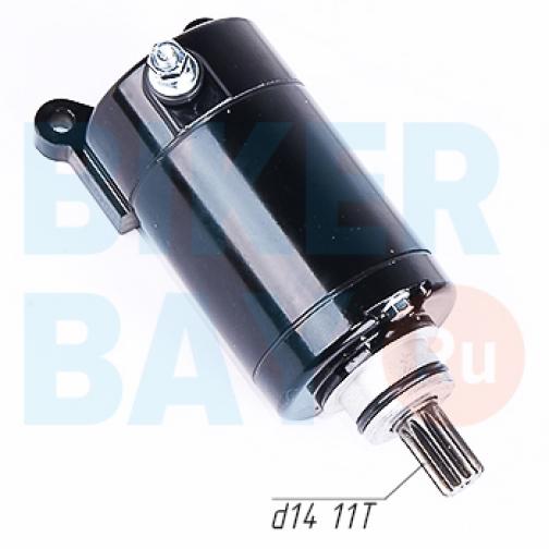 Электростартер 4Т 169FMM (CB250,CBB250) 11T TTR250R-8175004