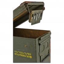 Ящик для боеприпасов, США, разм.7, б/у