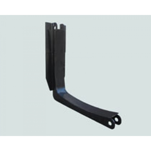 Кронштейн (Камаз), размер(53Х65) В цену 1-го комплекта с кронштейном входит: Хомут(1шт), резиновые прокладки(2шт), крепёжные стержни(2шт), крепёжные болты(4шт).-86151