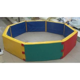Сухой бассейн восьмиугольный-5245614