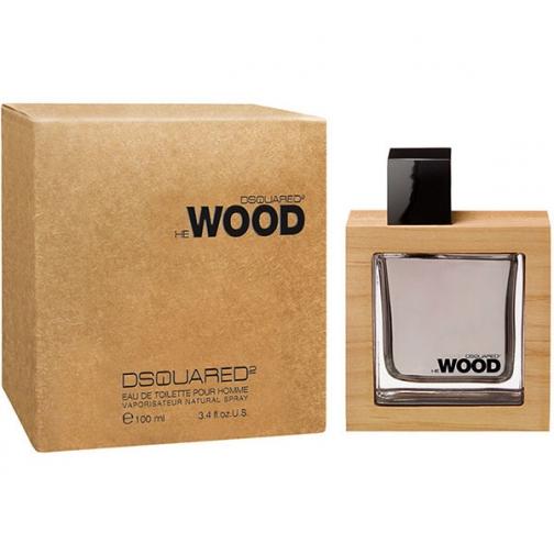 Dsquared2 He Wood туалетная вода, 100 мл.-6038940