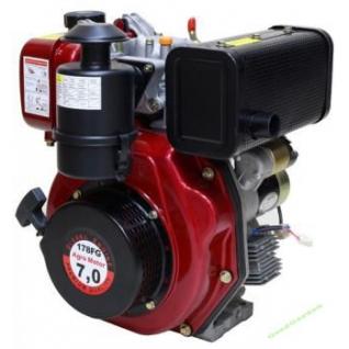 Двигатель дизельный AgroMotor 178 FG-9208976