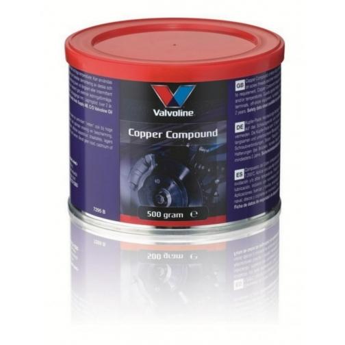 Смазка VALVOLINE COPR CMPD 500г-5990716