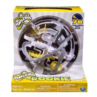 Шар-лабиринт Perplexus Rookie, 70 барьеров Spin Master-37723694