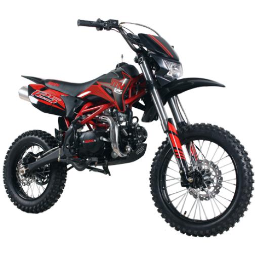 Мотоцикл IRBIS TTR 125R-1026000