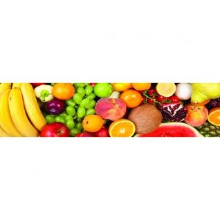 Фартук для кухни Свежие фрукты 600х2440мм-37623200