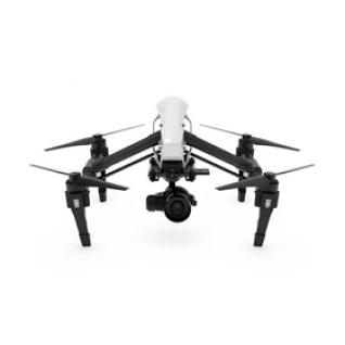 Квадрокоптер DJI Inspire 1 RAW с 2 пультами, SSD, объективом + доп. аккумулятор-1972545