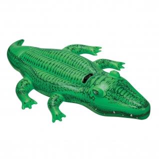 """Надувная игрушка """"Крокодил"""" Intex-37711773"""