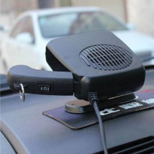 Автомобильный обогреватель вентилятор от прикуривателя-5245658