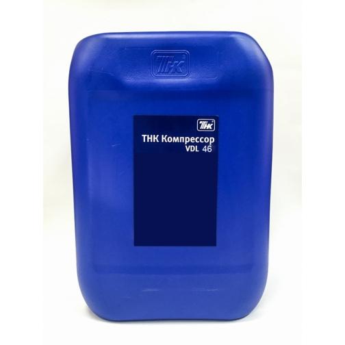 Компрессорное масло ТНК Компрессор VDL 46 20л-5927458