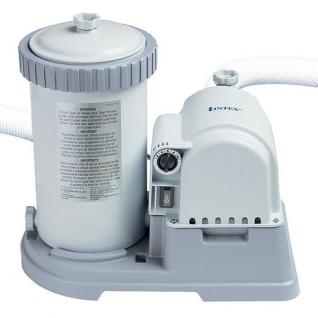 Насос-фильтр для бассейна Intex 9463л (28634)