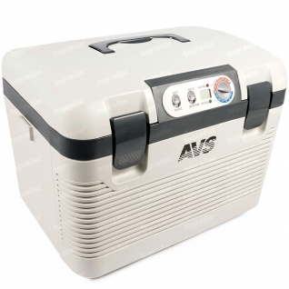 Термоэлектрический автохолодильник AVS CC-19WBC (19л, 12/24/220В) AVS-833031