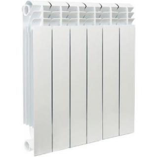 Радиатор биметаллический Sira Ali Metal 500 6 секций-6761793