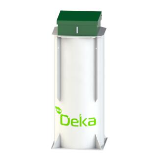 Канализация для дома BioDeka 5 - 1300-452361
