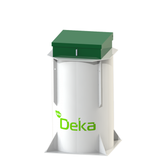 Канализация для дома BioDeka 8 - 800-452363