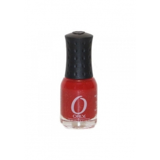 Orly Лак для ногтей №634 red carpet mini