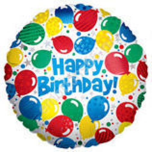 Воздушные шары С днем рождения-873600