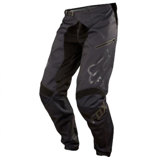 Велоштаны Fox Demo DH WR Pant Black W32 (14148-001-32)-2004664