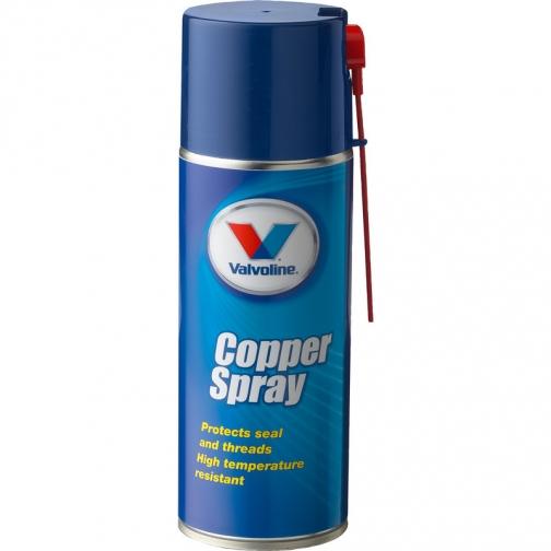 Медный спрей VALVOLINE COPPER SPRAY 400мл-5990856