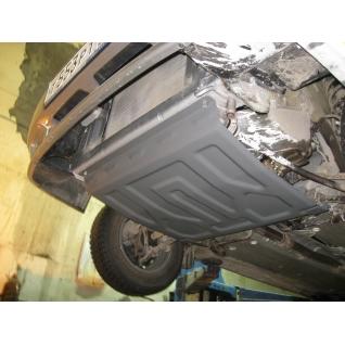 Защита ВАЗ 2108-2115 1981- all картера и КПП штамповка 28.04 ALFeco-9063279