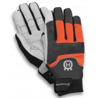 Перчатки Husqvarna Technical c защитой от порезов бензопилой, р.09-6770654