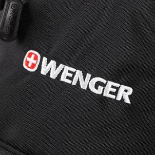 Рюкзак дорожный WENGER NARROW HIKING PACK цв. чёрный, полиэстер 13022215