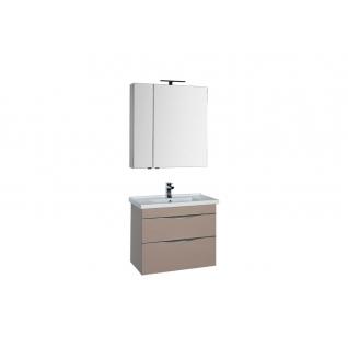 Комплект мебели для ванной Aquanet Эвора 00184558-11491432