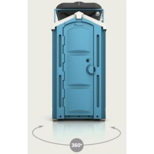 Мобильная душевая кабина ECOGR, 200 литров-6816244