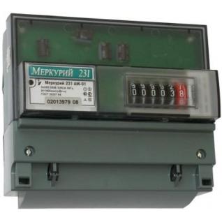 Электросчетчик Меркурий 231 AM-01 однотарифный-1427180