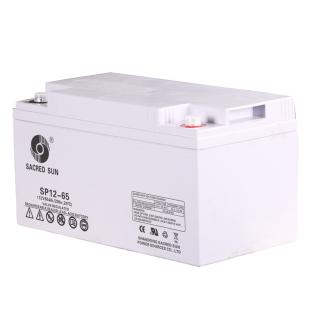 Аккумуляторная батарея Sacred Sun АКБ 65-10