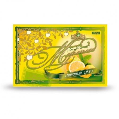 Мармелад Белёвский Лимонный джус, 360 г, коробка-822459