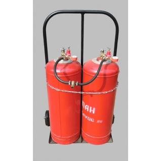 Тележка для двух газовых баллонов-6780903