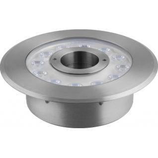 Светодиодный светильник подводный Feron LL-876 Lux 12W RGB 24V IP68-8185846