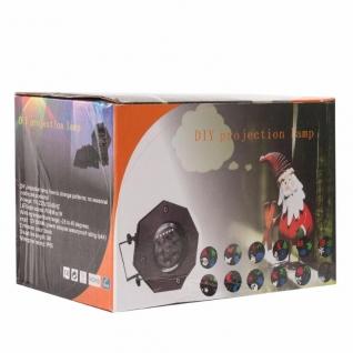 Проектор для праздников с картриджами-6893368
