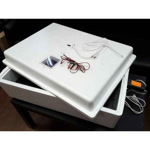 Инкубатор бытовой №22: 104 яйца, автомат, 220/12В, цифровой-2063804