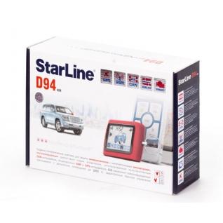 Автосигнализация StarLine D94 GSM-GPS StarLine-833874