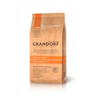 GRANDORF GRANDORF JUNIOR LAMB & RICE для юниоров всех пород с ягненком, 1кг.