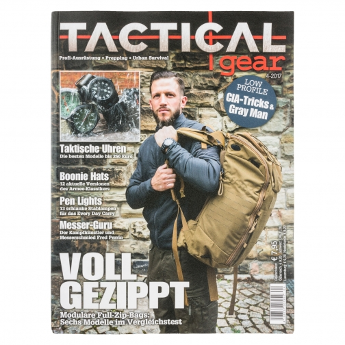 Made in Germany Журнал Magazin Tactical Gear 04/2017-9239652