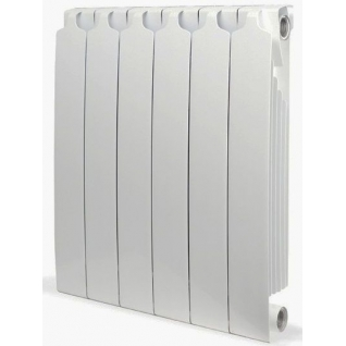 Радиатор биметаллический Sira RS 500 5 секций (собранный)-6762173