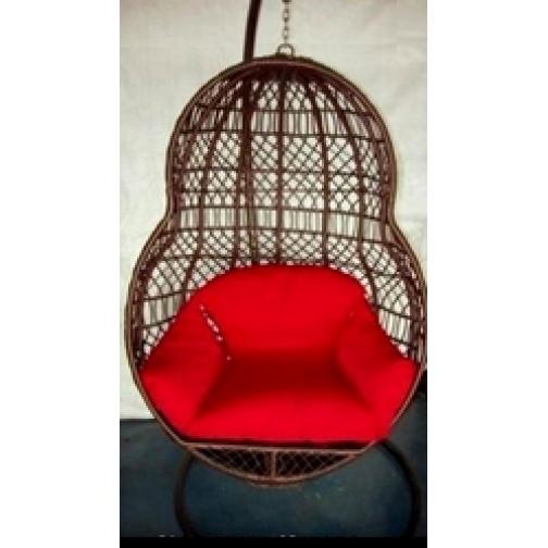 Подвесное кресло из искусственного ротанга МД-058/4-6822526
