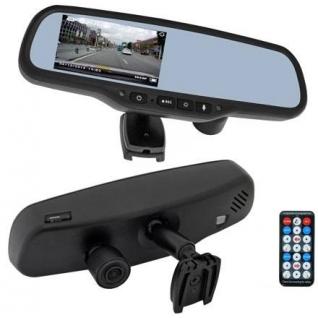 Зеркало заднего вида со встроенным монитором Incar VDR-SK-10 InCar-6823243