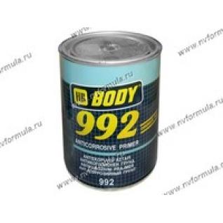 Грунтовка Body 992 1л серая-416689