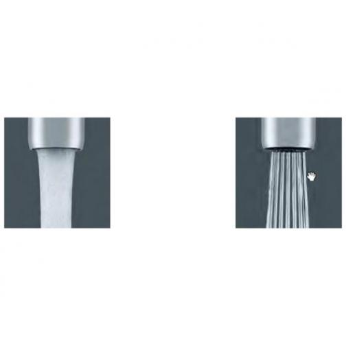 Аэратор Neoperl Bubble-Stream Twist M22/24 для смесителя 14890-01 6950259 1
