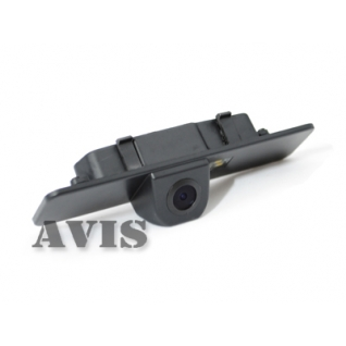 CMOS штатная камера заднего вида AVIS AVS312CPR для SUBARU LEGACY (#080) Avis-832789