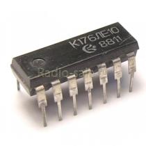 Микросхема К176ЛЕ10