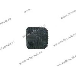 Накладка педали тормоза,сцепления 2108-099 резина-422450