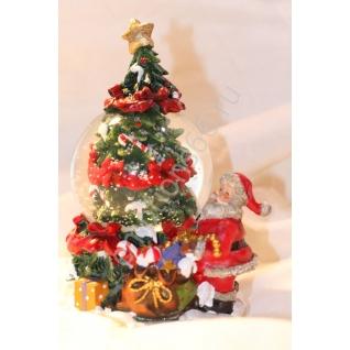 Полистоун шар украшение новогдняя елка-873763