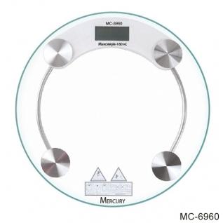 Электронные напольные весы Mercury-37774635