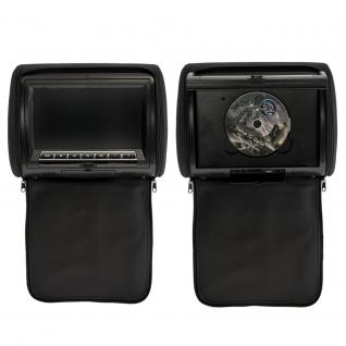 Комплект автомобильных DVD подголовников ERGO ER900HD (серый) Ergo-8949294