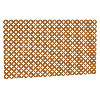 Декоративный экран Квартэк верон 600*900 (пепел, белый, клен, дуб, бук, вишня, орех, махагон, венге)-6768902